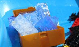 lego ice play treasure