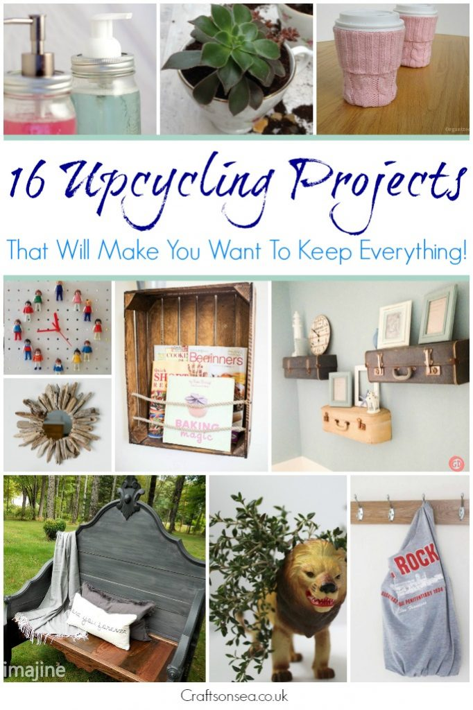16 upcycling projects
