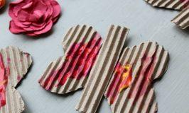cheap butterfly craft for preschool