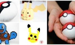 10 Super Cool Pokemon Crafts