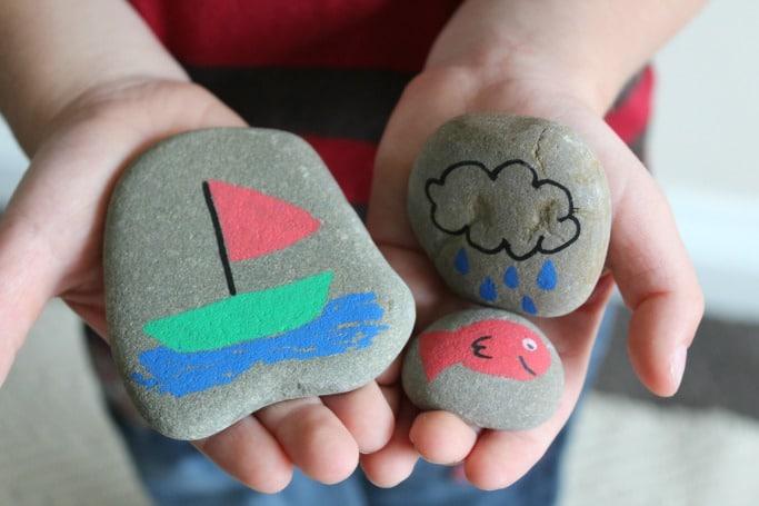 sea story stones