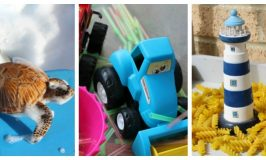 20 Quick Set Up Sensory Bin Ideas for Toddlers