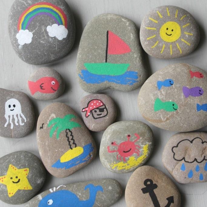 story stones tutorial