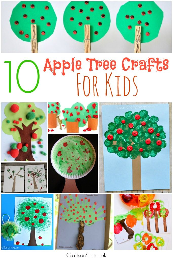 apple tree crafts