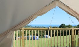 How to Rock the Eden Project with Kids and Bell Tent Review