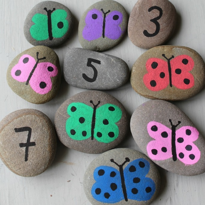 number stones uses