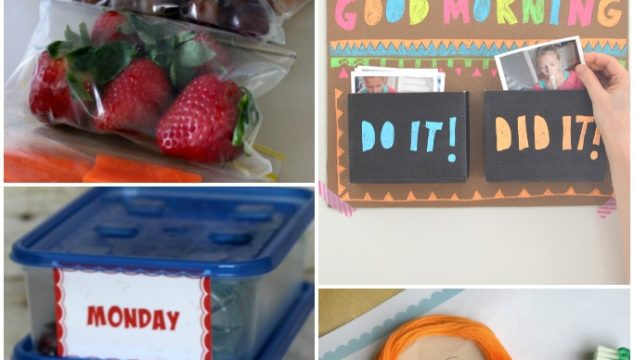8 Sanity Saving School Morning Hacks