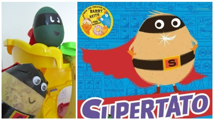 supertato activities for kids