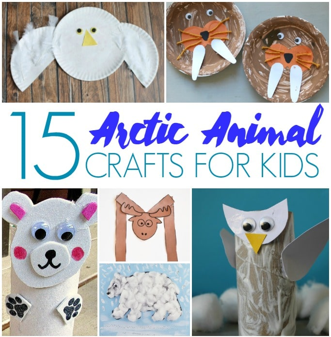 Animal Habitat Crafts Preschool