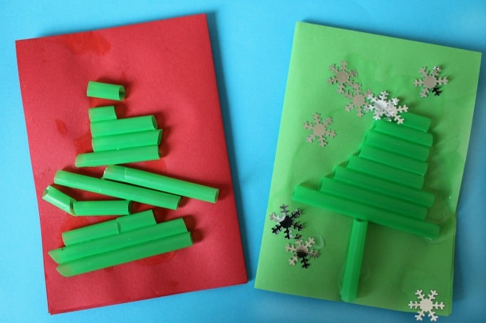 christmas-cards-for-preschool-straws