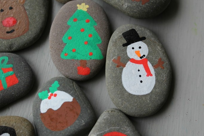 how-to-make-story-stones-for-christmas