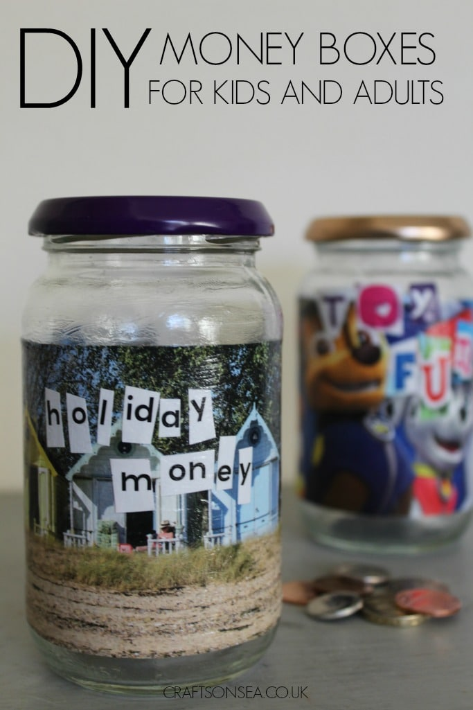 diy money box