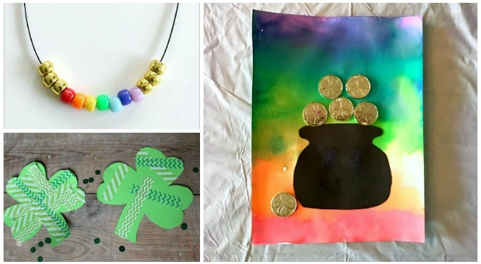 St Patricks Day Crafts for 3 Year Olds