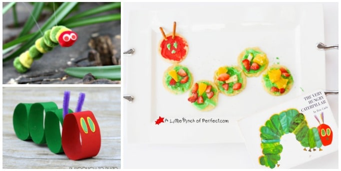 the very hungry caterpillar activities for kids eyfs