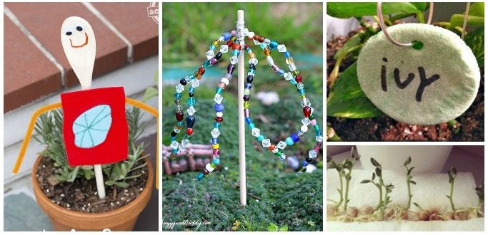 easy gardening activities for kids