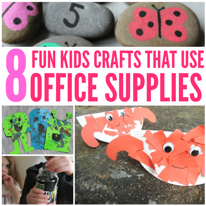 kids crafts stationary fb