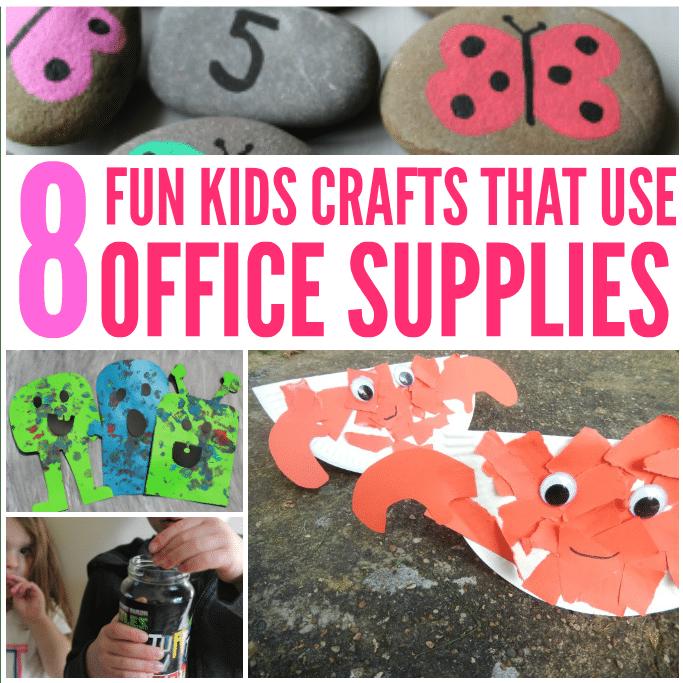kids crafts stationary fb