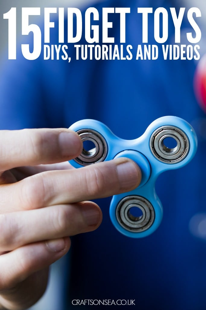 fidget toys diys and tutorials
