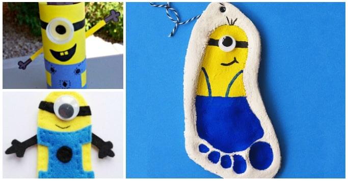 minion crafts