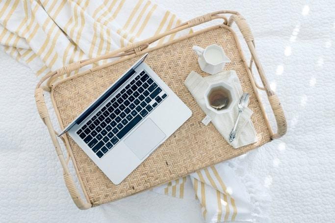 blogging no internet