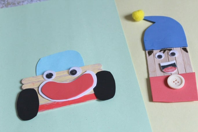 noddy crafts for kids
