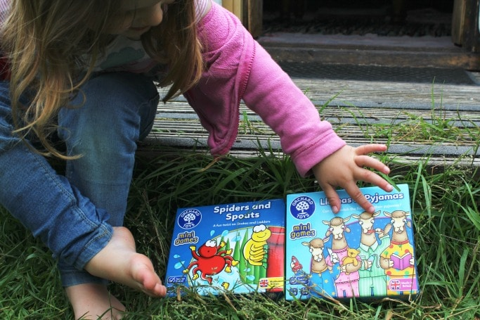 orchard toys mini games review