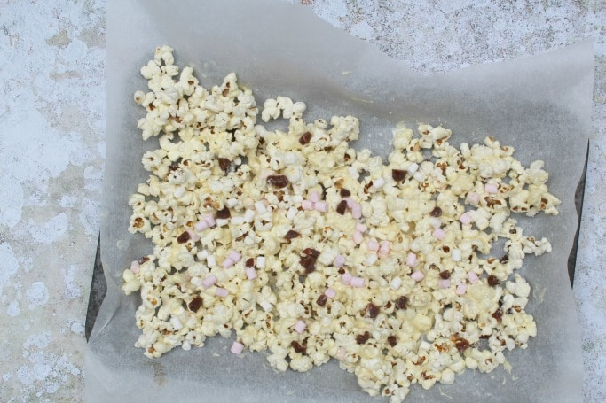 strawberries and cream popcorn for wimbledon #shop