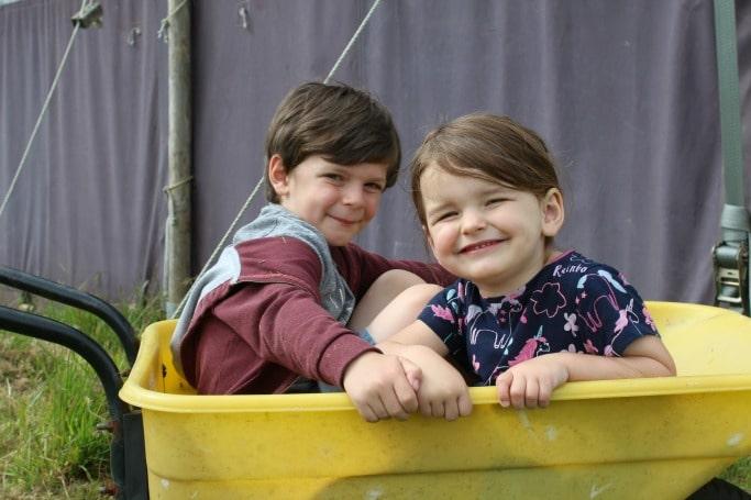 boswarthen farm review wheelbarrow