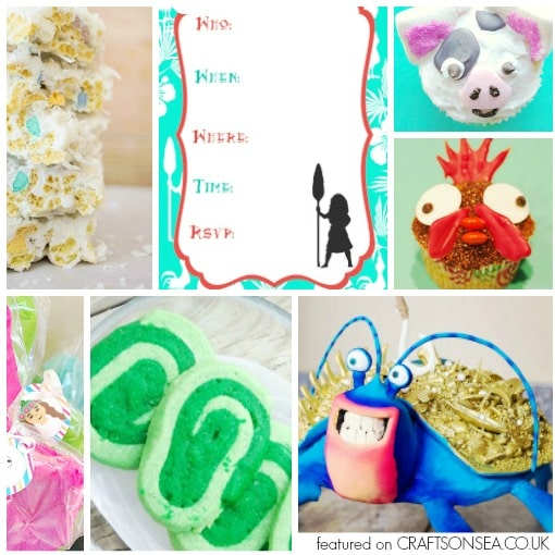 moana party ideas for kids