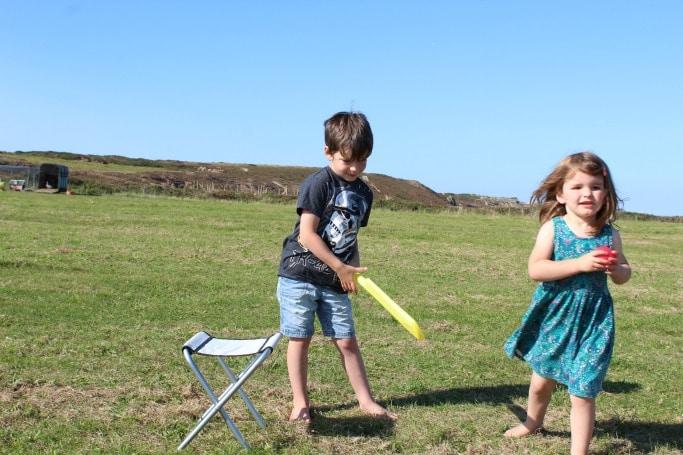 camping perranporth cricket