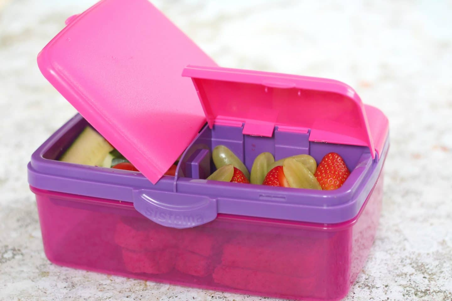 easy packed lunch ideas