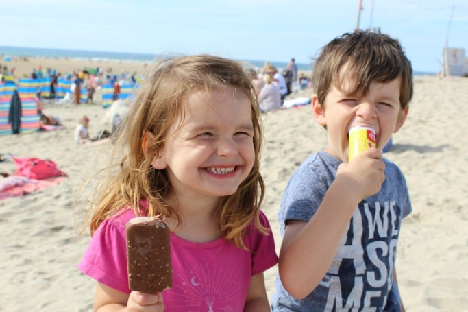 perranporth ice cream