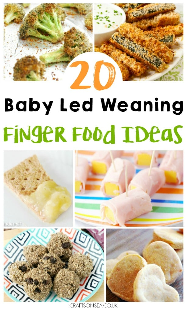 Finger food ideas for baby led weaning crafts on sea finger food ideas baby led weaning forumfinder Gallery
