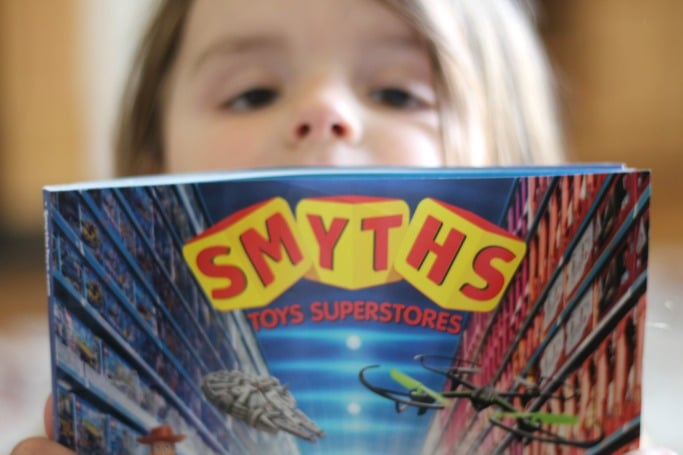 smyths toys catalogue