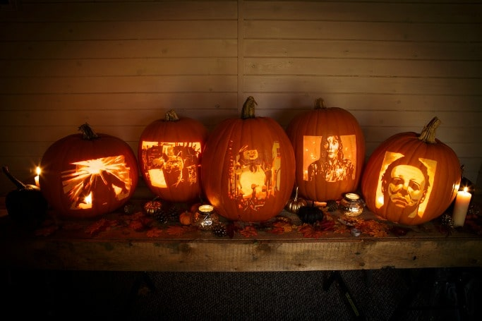 Halloween Film Inspired Pumpkin Carving Ideas