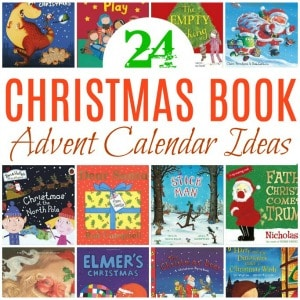 christmas book advent calendar ideas 300