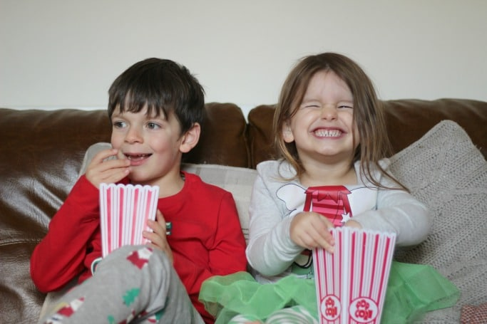 christmas eve traditions for kids
