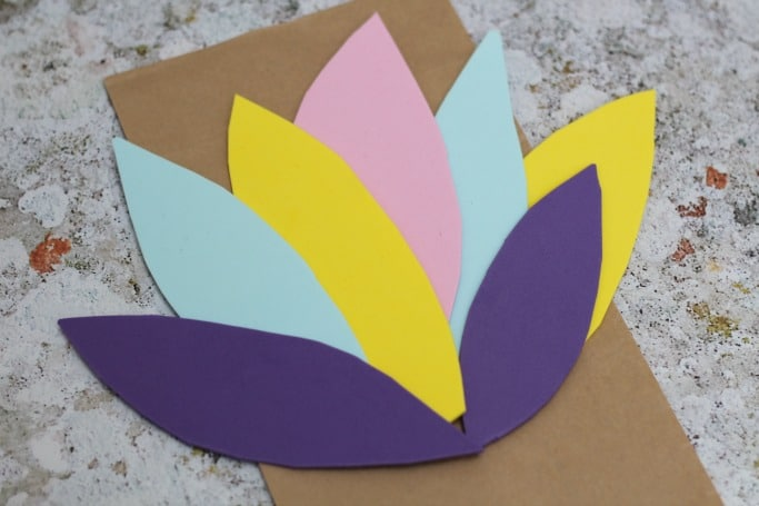 easy paper bag turkey craft for kids