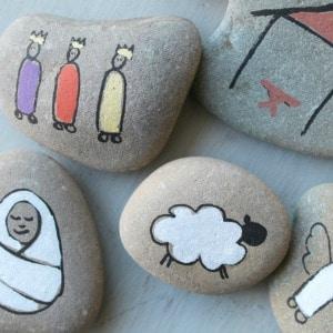 nativity story stones 300