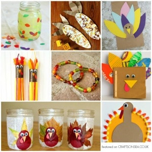 thanksgiving crafts for kids 300
