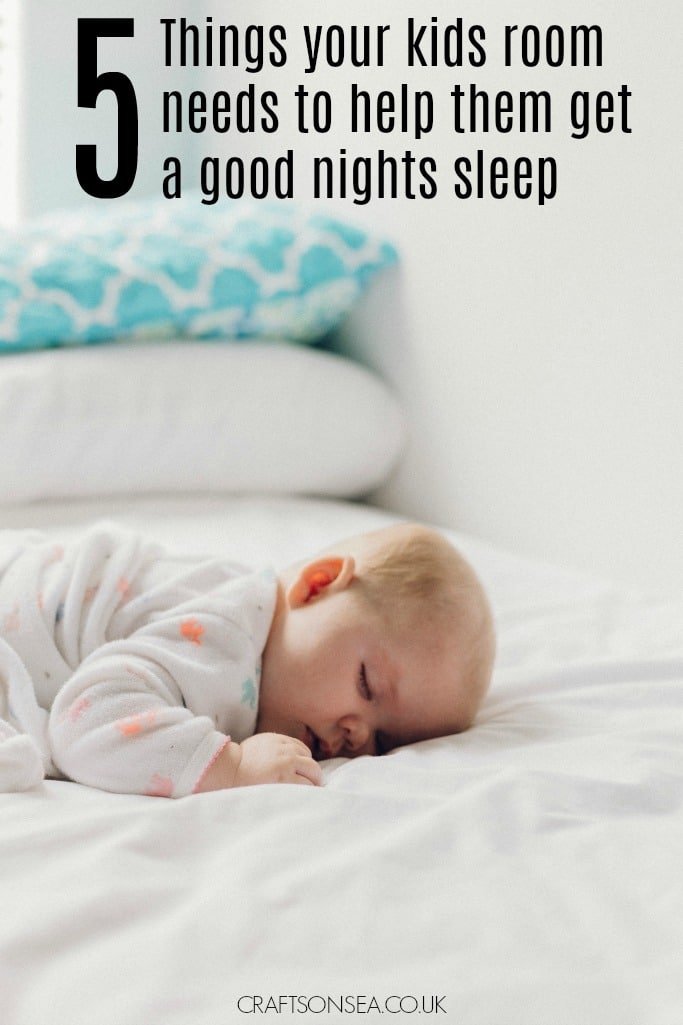 things to help kids sleep