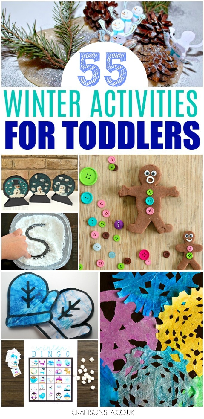 winter activities for toddlers to do