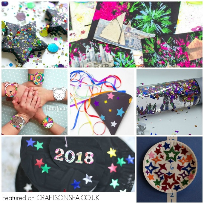 20 New Years Eve Activities For Toddlers Crafts On Sea