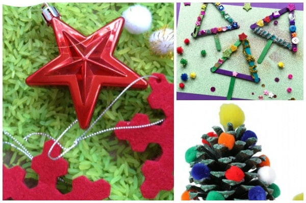 christmas activities for toddlers easy