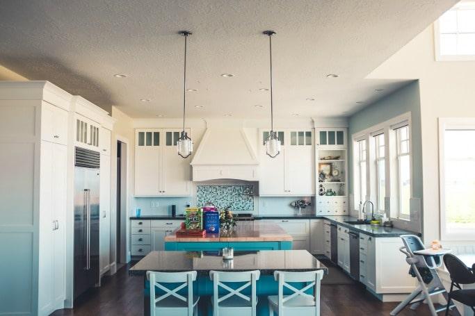 ways to brighten up your kitchen