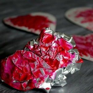 foil heart craft 300