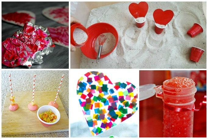 Valentines Activities Toddlers