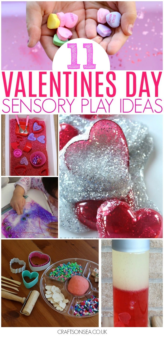 valentines day sensory play ideas