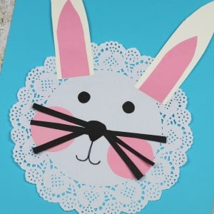 doily rabbit 300