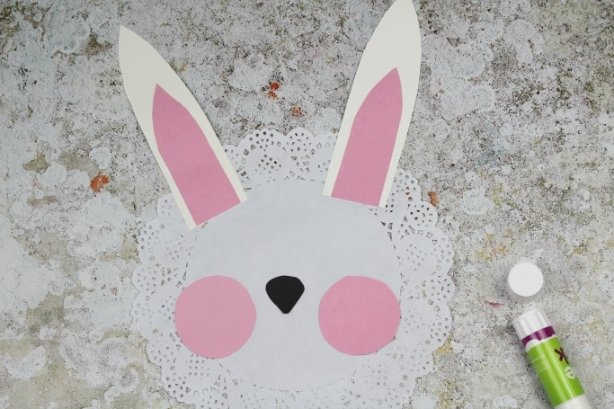 easy bunny craft for kids